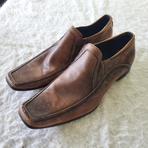Kenneth Cole Reaction mens dress shoes size 11.5